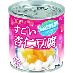 すごい杏仁豆腐ミックスフルーツ入り
