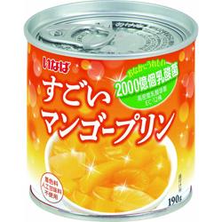 すごい乳酸菌マンゴープリンミックスフルーツ入り