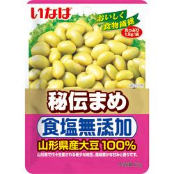 食塩無添加 秘伝豆